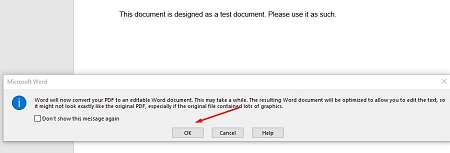 can you make a pdf document on word
