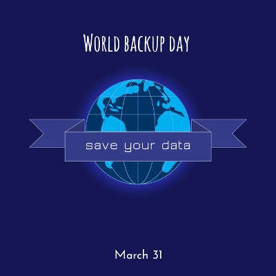 This World Backup Day, Don't Get Caught Without a Plan