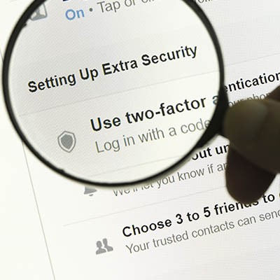 Take Control Over Your Facebook Security Settings and 2FA